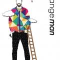 illustratie de lange man