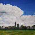 Leeuwarden skyline