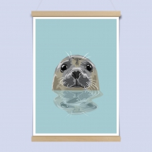 Poster - Seal